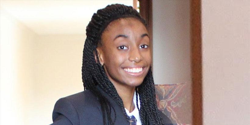 Keona-Jenkins-Scholar of the Month