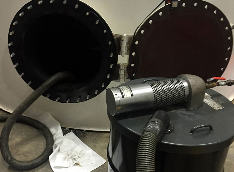 Vacuum Services