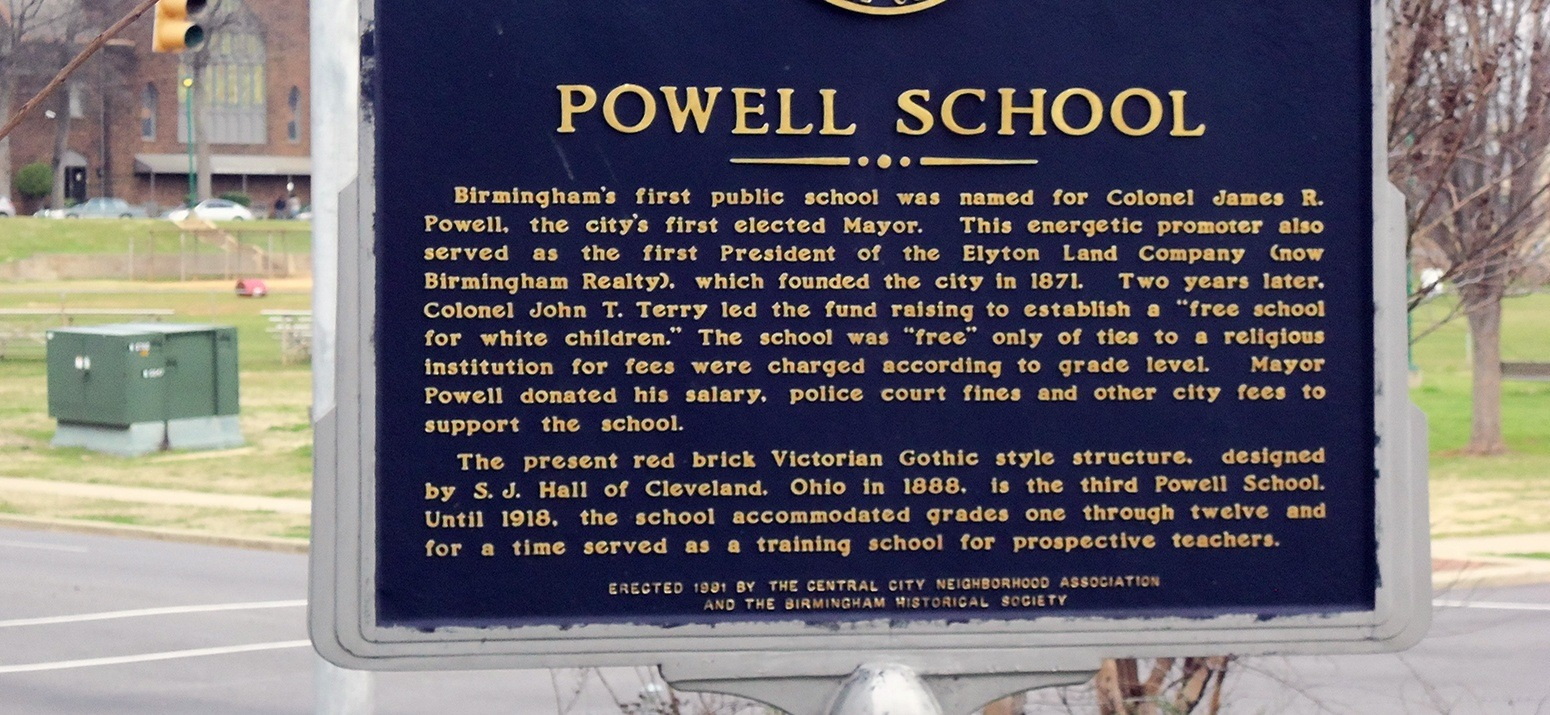 OSE Begins Work at Powell School