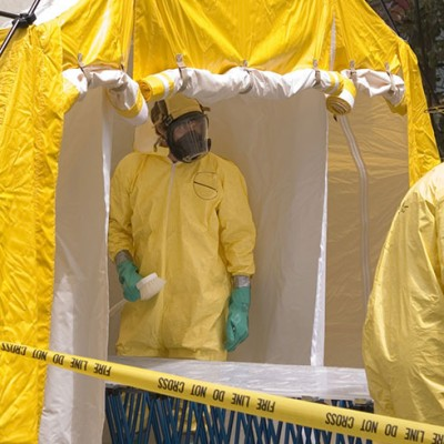 Chemical Agent Cleanup
