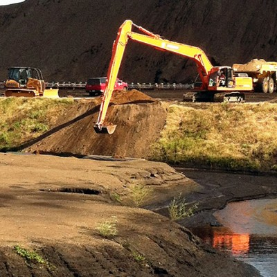Retention Pond Remediation