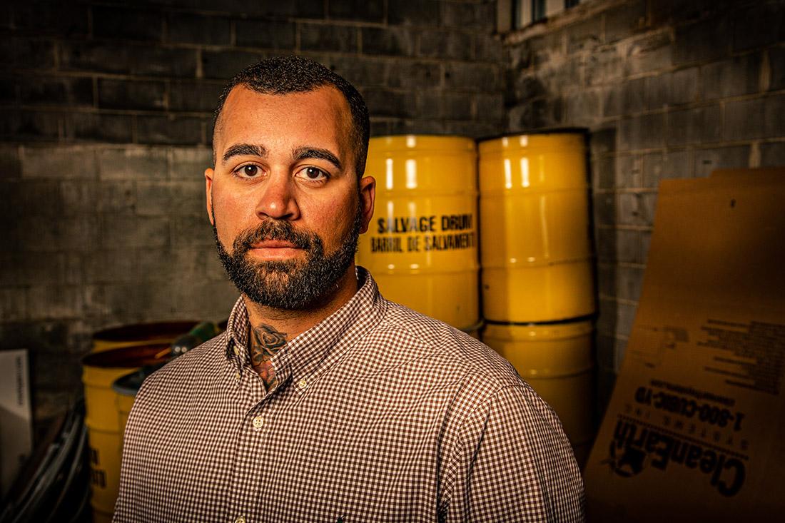 Corey Bingham – Abatement Division Manager