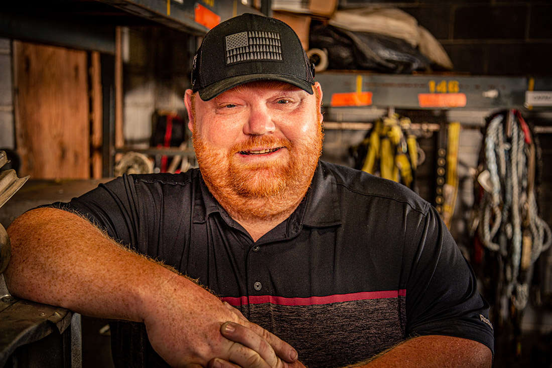 Brandon Kohl – Field Operations Manager